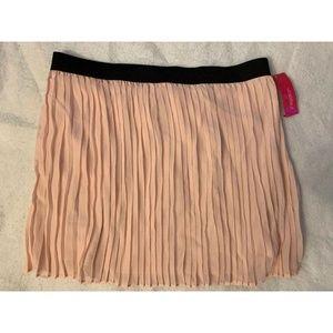 Xhilaration Womens Mini Skirt Size XXL Pink